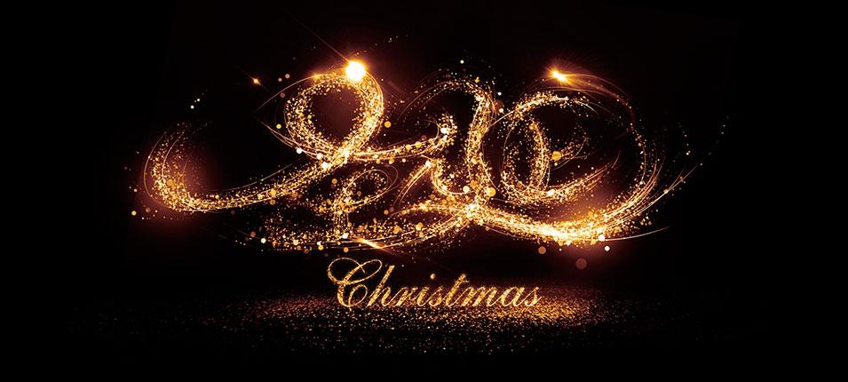 2017最新注册送白菜网制作由烟火组成的圣诞节字体