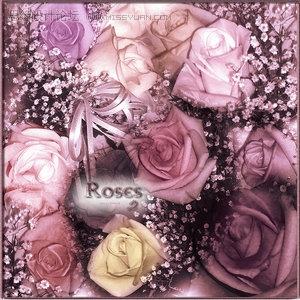 爱情玫瑰笔刷