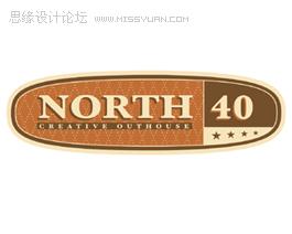 40款復古風格標誌設計