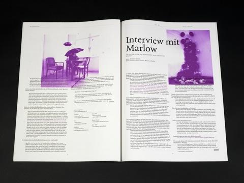 設計師Micro雜誌版面欣賞