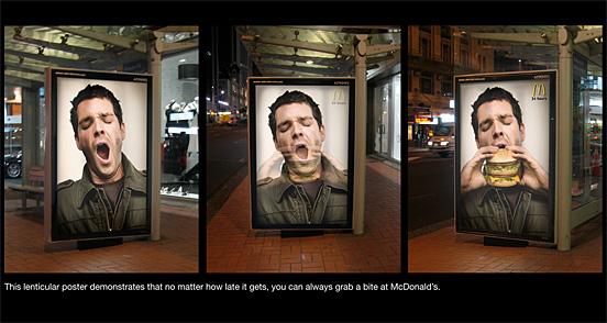 40個極富創意的麥當勞廣告欣賞