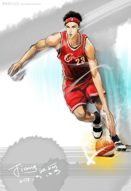 篮球运动员_篮球运动员的载体