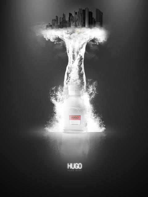 Photoshop設計的漂亮廣告欣賞