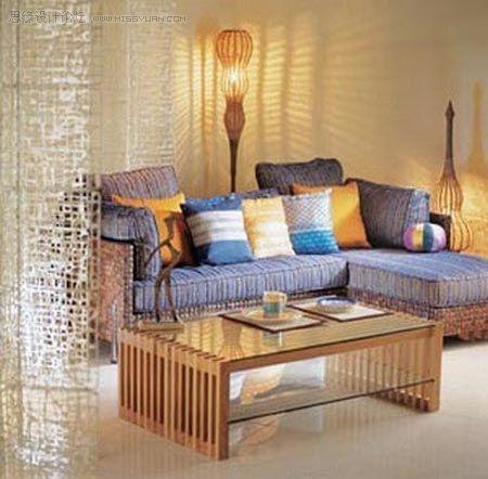 16個漂亮的客廳設計欣賞