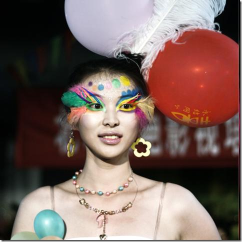 重妝嫵媚-媚俗的彩妝時代