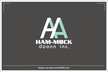 國內設計師hobo0108標誌設計欣賞