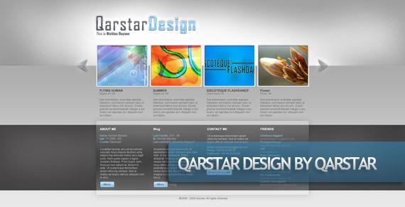 46個優秀網站布局設計欣賞