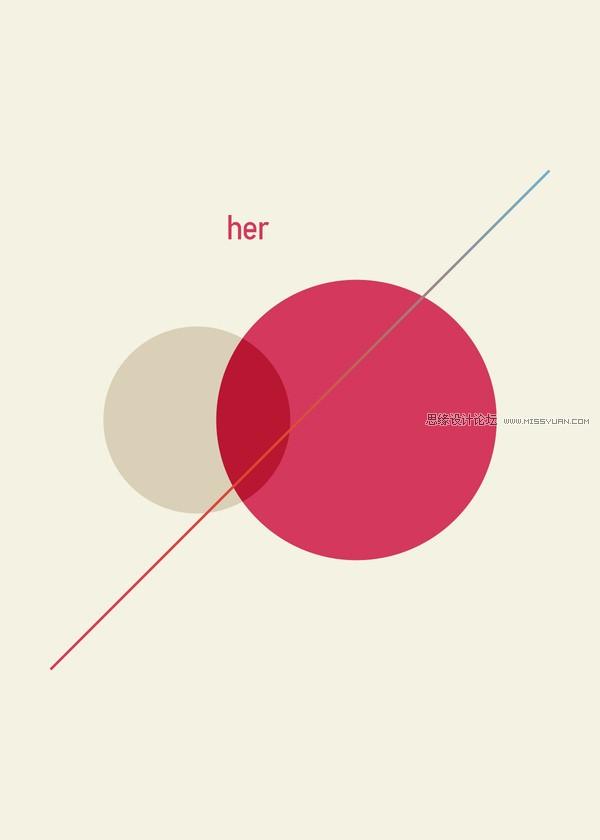 圓形元素設計應用實例欣賞