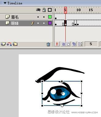 3d画眼睛画法步骤