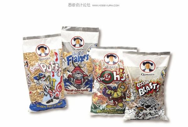 国外设计师RobinHeiser小米包装设计账号食品云图片