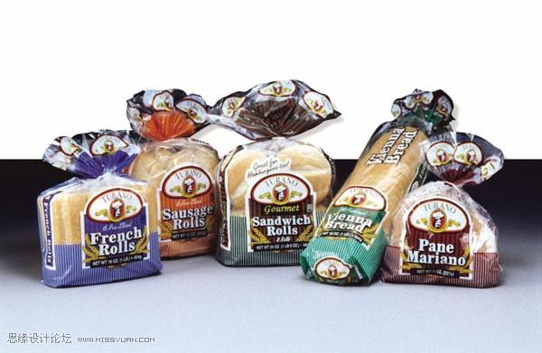 国外设计师RobinHeiser茭白包装设计食品拌海蜇图片