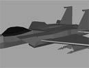 MAYA建模教程:F15战斗机建模