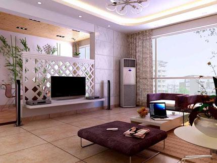 室内设计 大客厅装修效果图欣赏,ps教程,思缘教程网