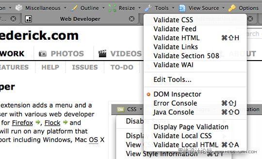 前端開發兼容性測試的工具與網站
