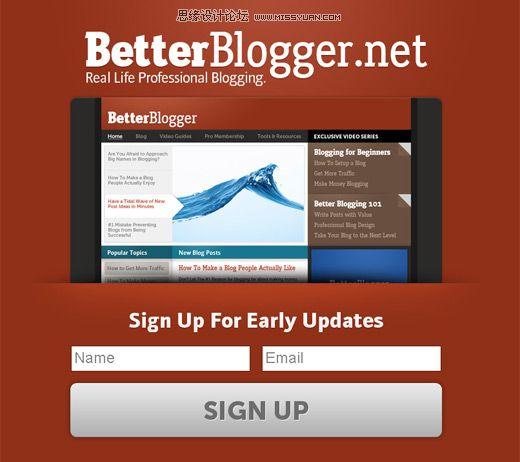 網頁教學:網站輕設計的6個技巧