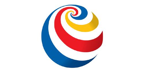 以圆形为基本元素的标志设计欣赏