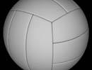 Maya建模教程:如何创建一个排球模型
