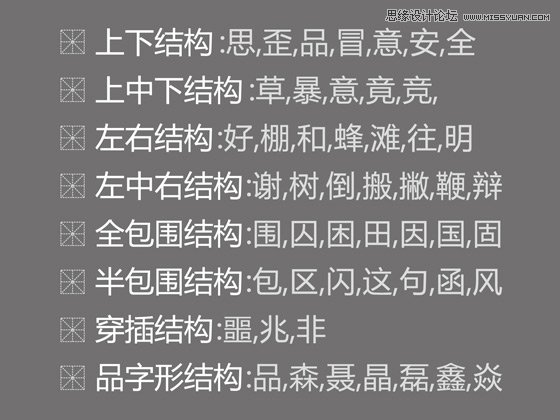 photoshop文字排版设计技巧大全(2)