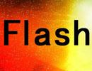 Flash制作好看的卷画效果动画