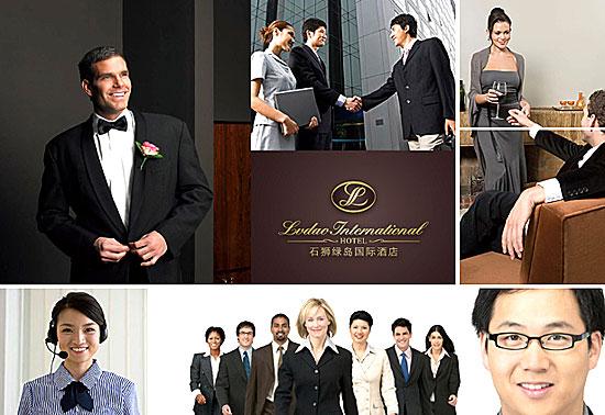 石狮绿岛国际大酒店品牌形象欣赏