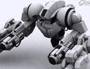 3DsMAX建模教程:机器人建模教程