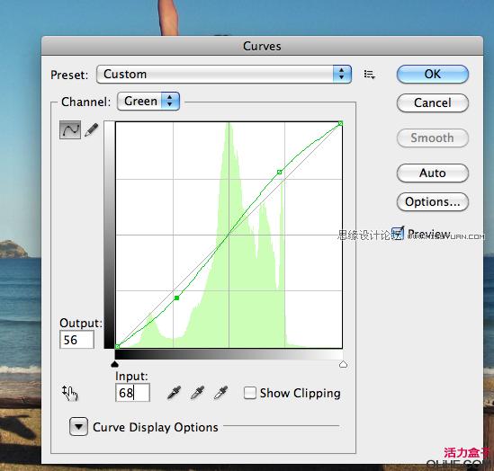 Photoshop CS5教程 使用内容识别填充功能去除杂物