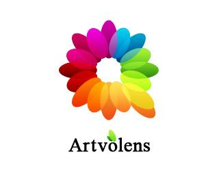精选一组色彩鲜艳的logo设计欣赏