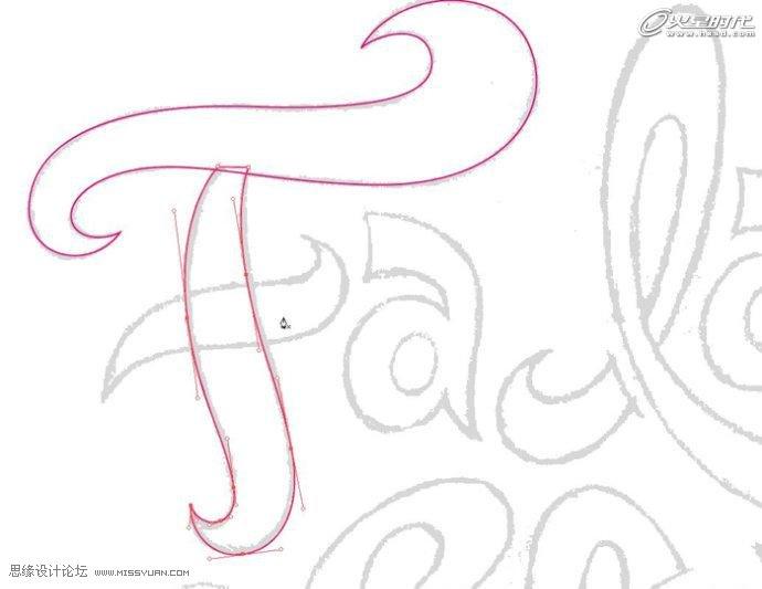 字体设计之LOGO设计全过程解析-字体理论-怎样对dw制作平面图片