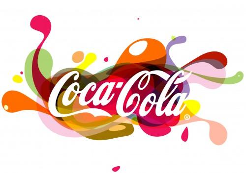 可口可乐创意海报和广告设计-设计欣赏-思缘苏州景观设计合展图片