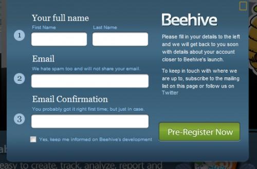 简洁风格的网站登录页面设计欣赏