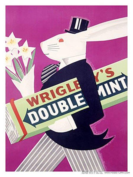 绿箭口香糖的广告创意与推广