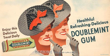 绿箭口香糖的广告创意与推广方案