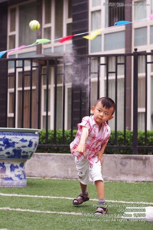 寶寶拍攝技巧:動態人物拍攝技巧