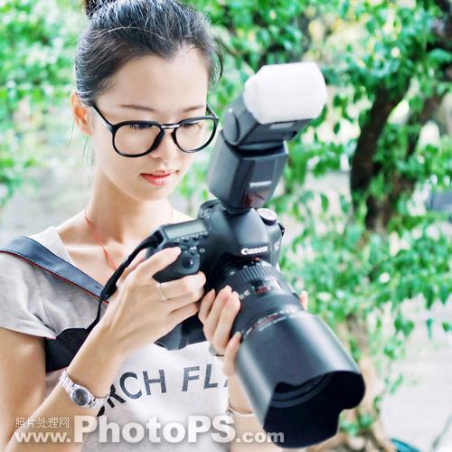 怎樣才能拍攝出清晰的人像照片