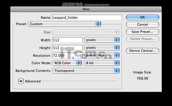 Photoshop绘制漂亮的文件夹图标