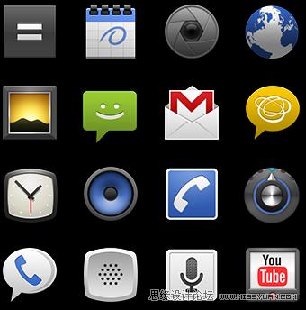 iphone icon设计指南