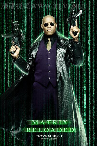 photoshop设计黑客帝国电影海报教程
