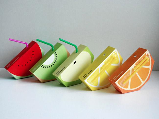 80款色彩豐富的包裝設計欣賞