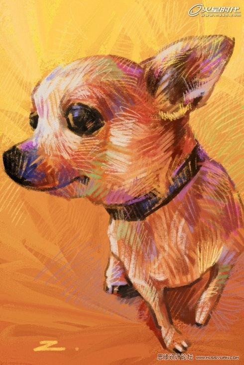 绘画的技巧:色彩规律全面解析,PS教程,思缘教程网