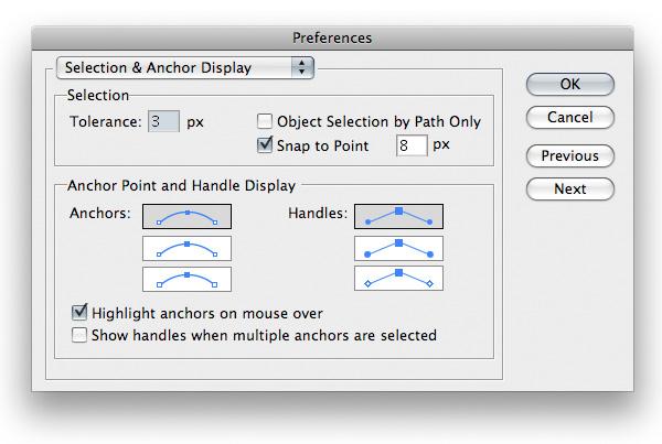 Illustrator基礎教學:鋼筆工具使用詳解
