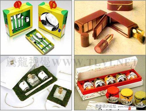 纸盒的包装结构形式除了以上几种以外