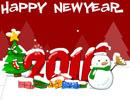 Flash制作2011新年贺卡创作分享