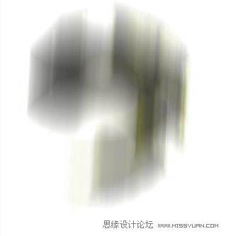 Photoshop製作中國風的江南水墨簽名