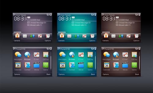 60款超炫手机界面设计欣赏
