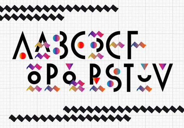 漂亮的英文字体设计集锦(5)