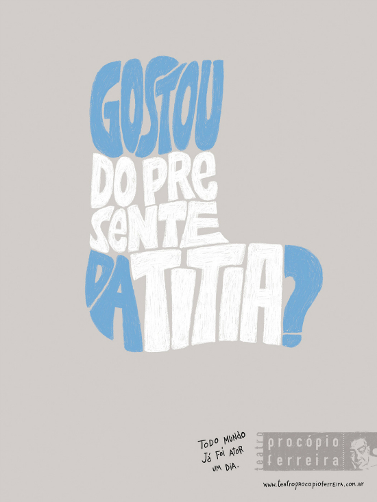 国外创意字体和文字排版设计欣赏图片