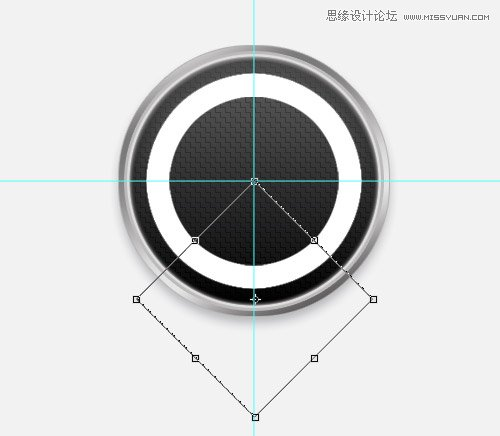 photoshop绘制精美的仪表图标指针圆形-转载皮带轮v仪表设计图图片