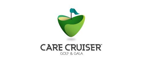高尔夫行业标志设计欣赏