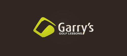 高尔夫行业logo设计欣赏