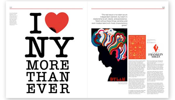 20款精美创意杂志版式设计
